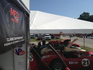 MFD Race Paddock